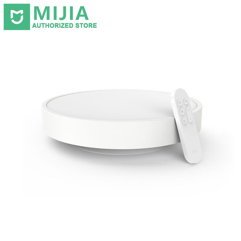 100 Original Xiaomi Yeelight Ceiling Light Lamp IP60 Dustproof WIFI And Bluetooth Wireless Smart APP Remote