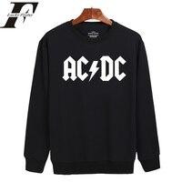 Harajuku Hip Hop Rock And Roll AD DC Sweatshirt And Classic Mens Hoodies Long Sleeve Hoodie