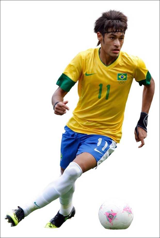 07ecf0422 Custom Neymar Poster Neymar JR Posters Barcelona Wall Stickers Barca Soccer  Ball Wallpapers Brazil Football Star