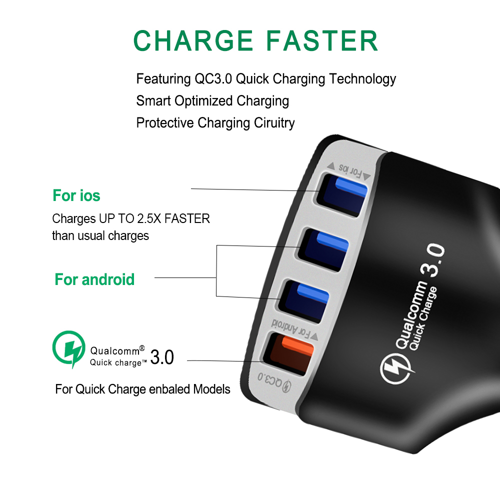 Quick-Charger-3-0-Car-Charger-Adapter-7A-QC3-0-Turbo-Fast-Charging-4-USB-Car (1)