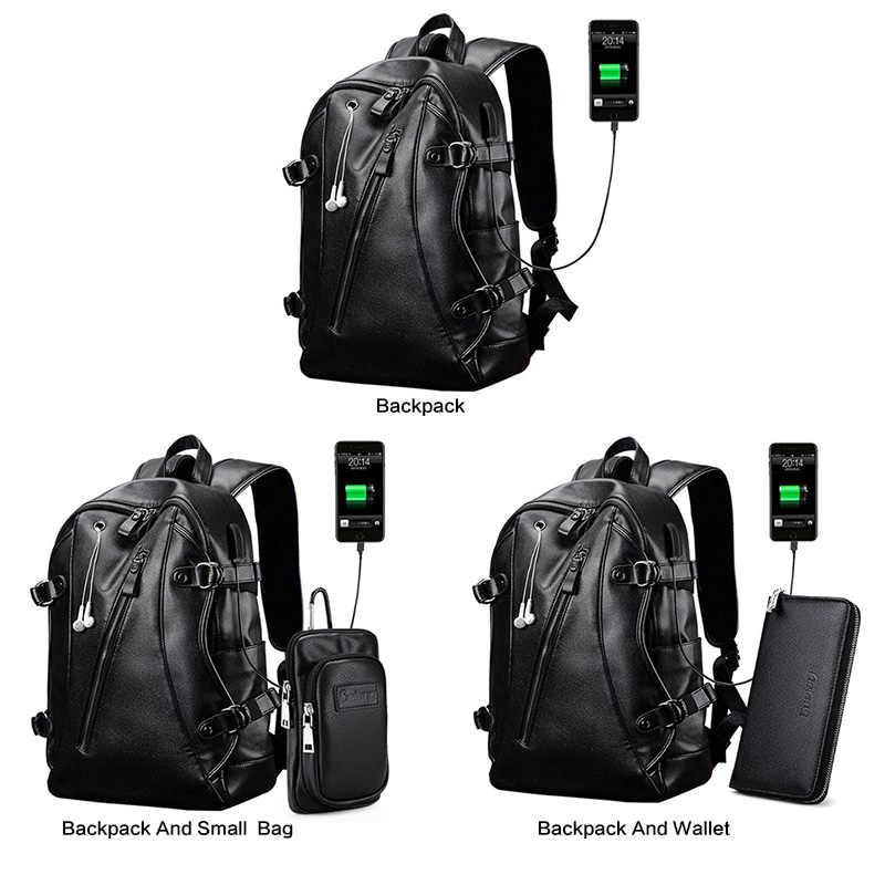 ... рюкзак LIELANG рюкзак мужской Для мужчин рюкзак Многофункциональный USB  мужчин 15 дюймовый ноутбук рюкзаки для подростков ... 9d24195803a
