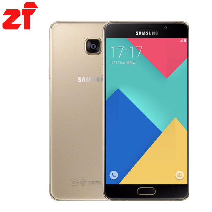 Original Samsung Galaxy A7 Dual SIM Dual 4G Smart Phone A7108 OctaCore 32G ROM 13MP Camera