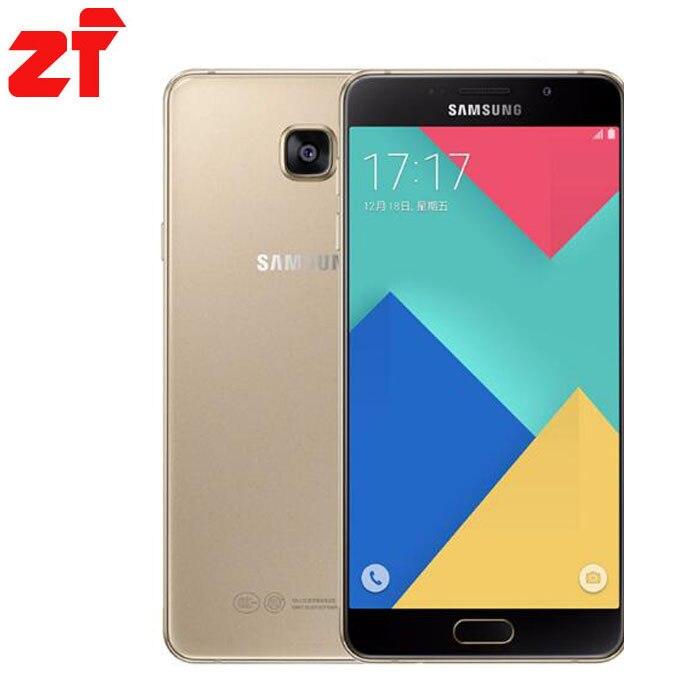 Original Samsung Galaxy A7 Dual SIM Dual 4G Smart Phone A7108 OctaCore 32G ROM 13MP Camera 5.5'' 1080P Mobile phone