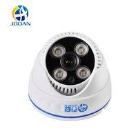 JOOAN 1080TVL Dome Security Camera 4pcs Array IR-Leds Day Night Home HD Video Surveillance CCTV White
