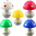 Mushroom Night Lamp LED Lighting Control Intelligent Sensor Good Sleeping Power Saving EU / US