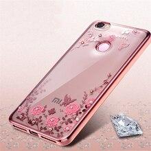 For Xiaomi Redmi Note 4X Case Luxury Soft Silicon TPU Case For Xiaomi Mi6 Mi A1 Case Xiaomi Redmi 4 4A 4 Pro Cases Redmi 4X 4 X