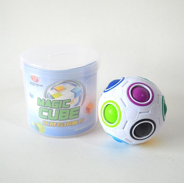 Magic Fidget Cube Ball Toy