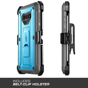 Image 5 - SUPCASE For Note 9 Case UB Pro Full Body Rugged Holster Cover with Built in Screen Protector&Kickstand For Samsung Galaxy Note 9