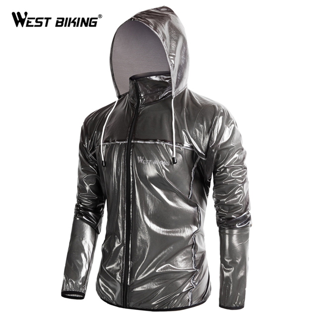WEST BIKING waterproof mountain bike raincoat cycling clothing bike bicicletas raincoat/windbreaker Cycling Rain Jacket Jerseys
