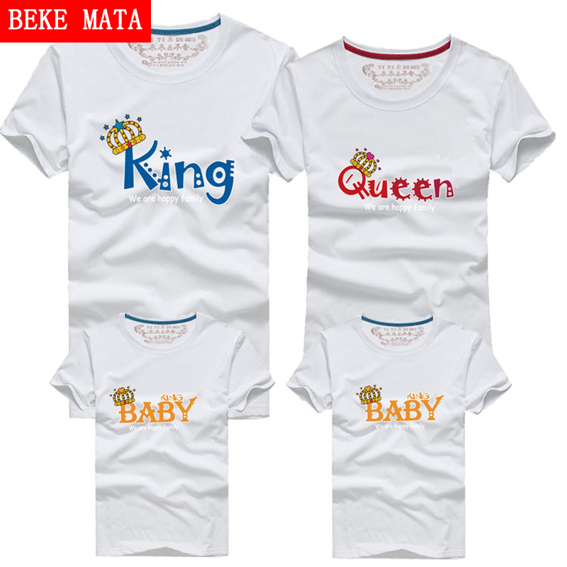 Buy Family Matching Clothes 2016 Summer