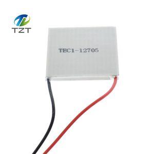 Image 5 - 10 pièces TEC1 12705 refroidisseur thermoélectrique Peltier 12705 12V 5A cellules Peltier TEC12705 module peltier