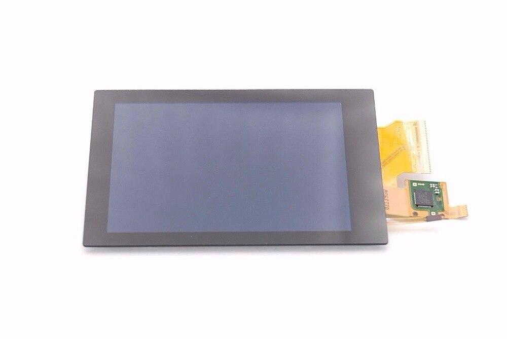 LIVRAISON GRATUITE! Nouvel écran d'affichage LCD pour la pièce de réparation d'appareil photo numérique Canon Powershot G3X