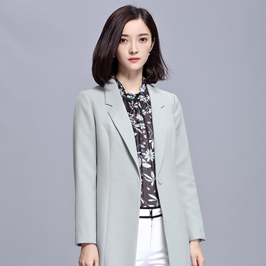 Popular Long Suit Jackets for Women-Buy Cheap Long Suit Jackets ...