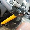 Автомобильный Поворотный замок на рулевое колесо с регулируемым Т-образным противоугонным замком ручной инструмент для самозащиты Прямая ...
