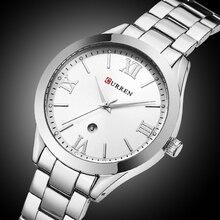 CURREN 9007 Rose Gold Watch Women Quartz Watches Ladies Top Brand Luxury Wach Female Wrist Watch Girl Clock Relogio Feminino цена и фото