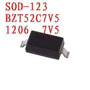 Цена BZT52C7V5