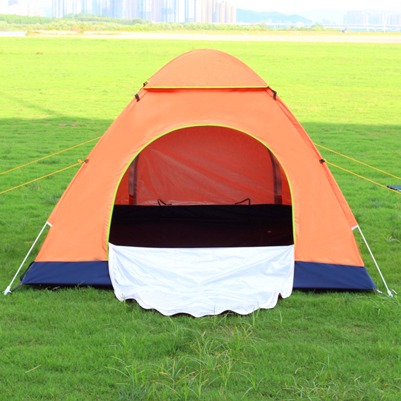 buy t07 outdoor multi purpose tents cheap price pop up tent for 3 4 person. Black Bedroom Furniture Sets. Home Design Ideas