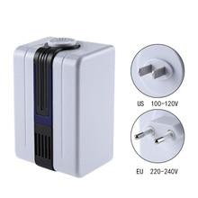 Ионизатор очиститель воздуха генератор отрицательных ионов очиститель воздуха удаление формальдегида дым пыль очиститель воздуха для дома