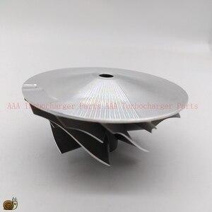 Image 4 - HX35/HX35W  Turbo Compressor Wheel 54x78mm supplier AAA Turbocharger parts
