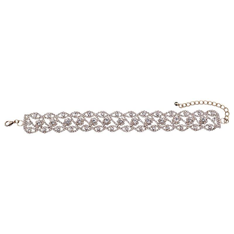 HTB1tu.cOFXXXXb2XXXXq6xXFXXXO Crystal Rhinestone Choker Necklace – Various Styles