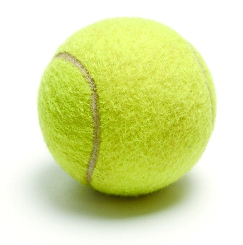 A Pack (for Five) Tennis 901 Training Competition Ball For Junior And Intermediate Stable Playing High Elasticity Practice Ball