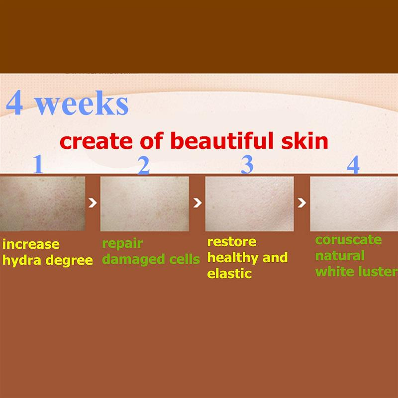 Brand Natural Snail Nutrition Essence Extract Face Cream 50g Moisturizing Whitening Oil Control Acne Treatment 8