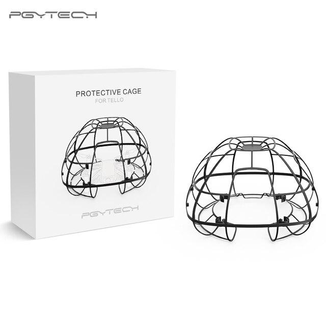 PGYTECH Tello сферическая Защитная клетка Пропеллер для DJI Tello Drone Light полная защита аксессуары
