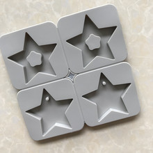 Wax sheet mould DIY silicone mold aromatherapy gypsum handmade soap candle wax mold