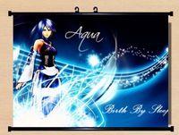 Anime Poster KINGDOM HEARTS Wall Scroll Home Decor 60*45CM M07