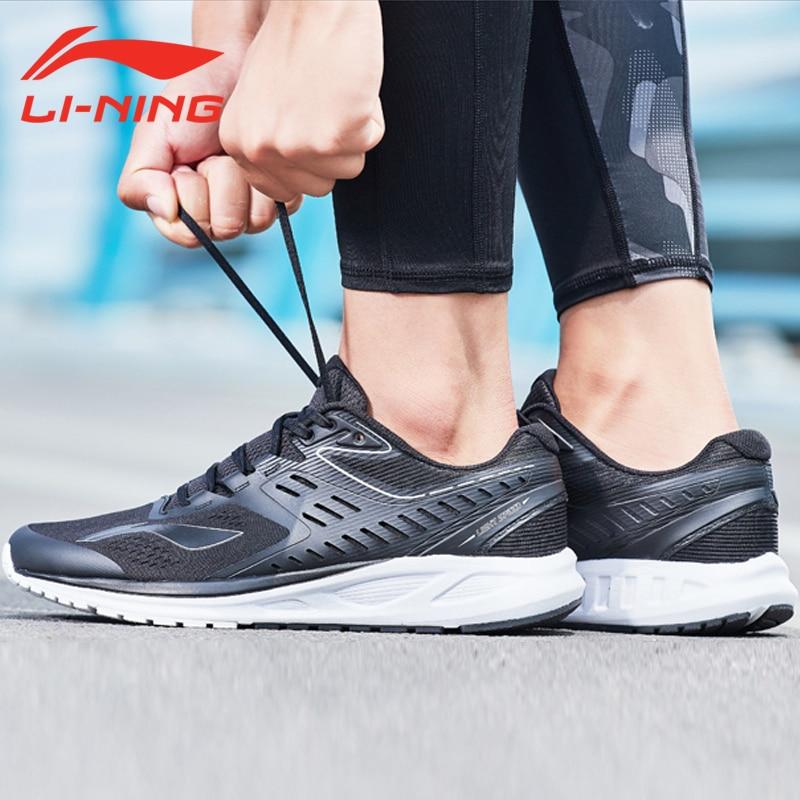 Li-Ning Hommes FLASH chaussures de course Coussin Portable Doublure chaussures de sport Respirant Confort chaussures de sport fitness ARHN017 XYP669 - 4