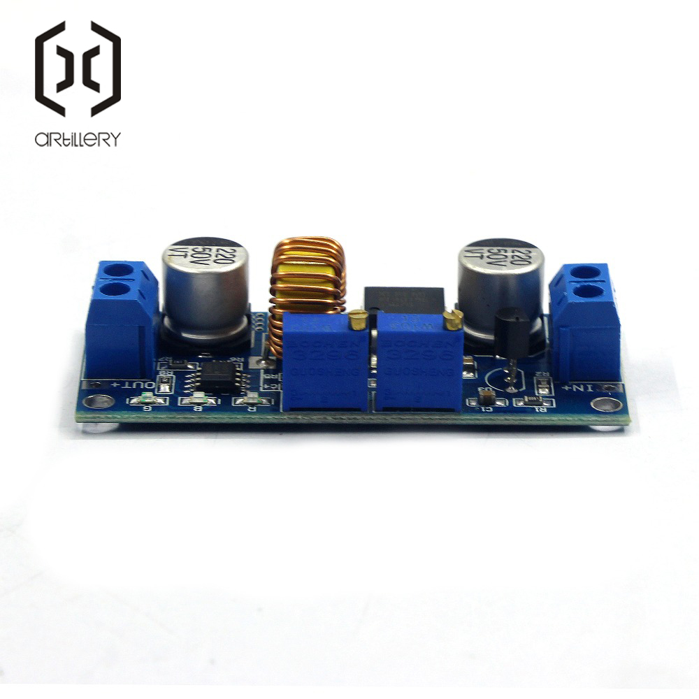 Image 3 - 5A High Current Constant Voltage Constant Current Step down Power Supply Module LED Driver Lithium Battery Charging Stabilizer-in Integrated Circuits from Electronic Components & Supplies