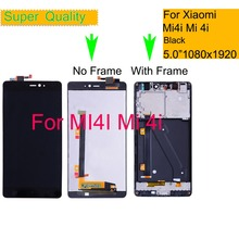 ORIGINAL For Xiaomi Mi 4i Mi4i LCD Display Touch Screen Digitizer Sensor Pantalla monitor Mi4i LCD Assembly Complete With Frame