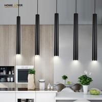 Black/White Modern Led ceiling lights for indoor home decor lighting creative adjustable plafon led ceiling lamp for Living room