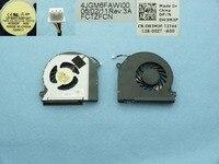 Nuevo Ventilador de refrigeración para portátil para DELL XPS 15 L501X PN: DFS601305FQ0T KSB0705HA A CPU ventilador de enfriamiento|Ventiladores y refrigeración| |  -