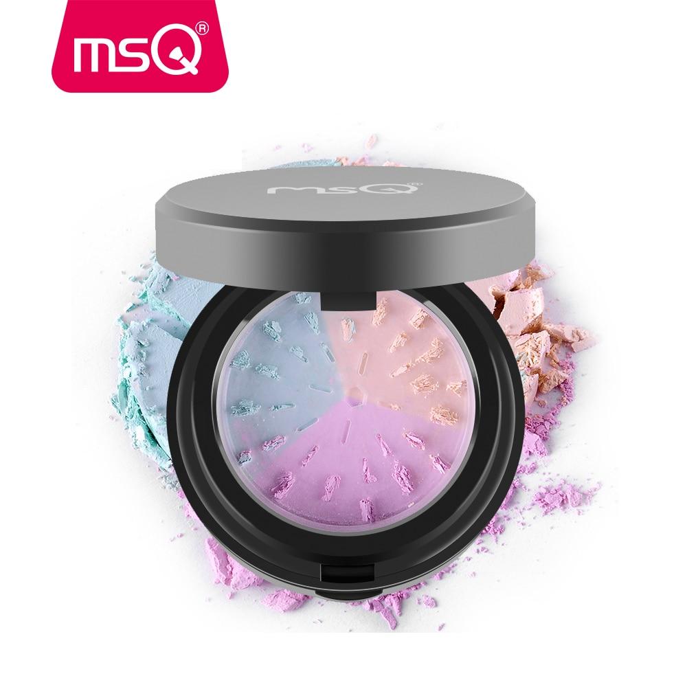 MSQ šminka puder u prahu s pufičastim pudrom Poudre Libre Ulje za - Šminka