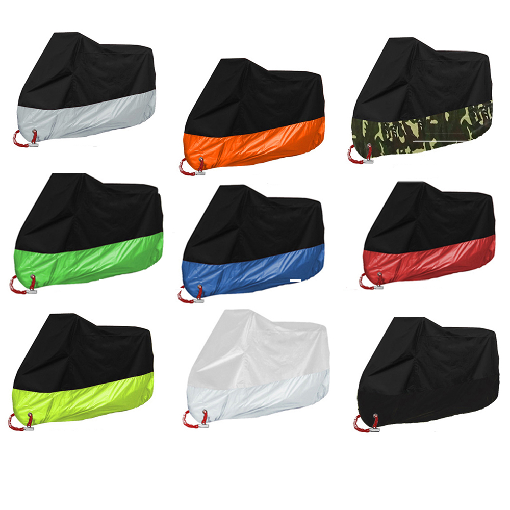 Motorcycle Covers For Mt 07 2018 Yamaha Tracer 900 Mt07 2018 Kawasaki Z1000Sx <font><b>R1200Rt</b></font> <font><b>Bmw</b></font> Ninet Ducati Monster 821 #Eb186 image