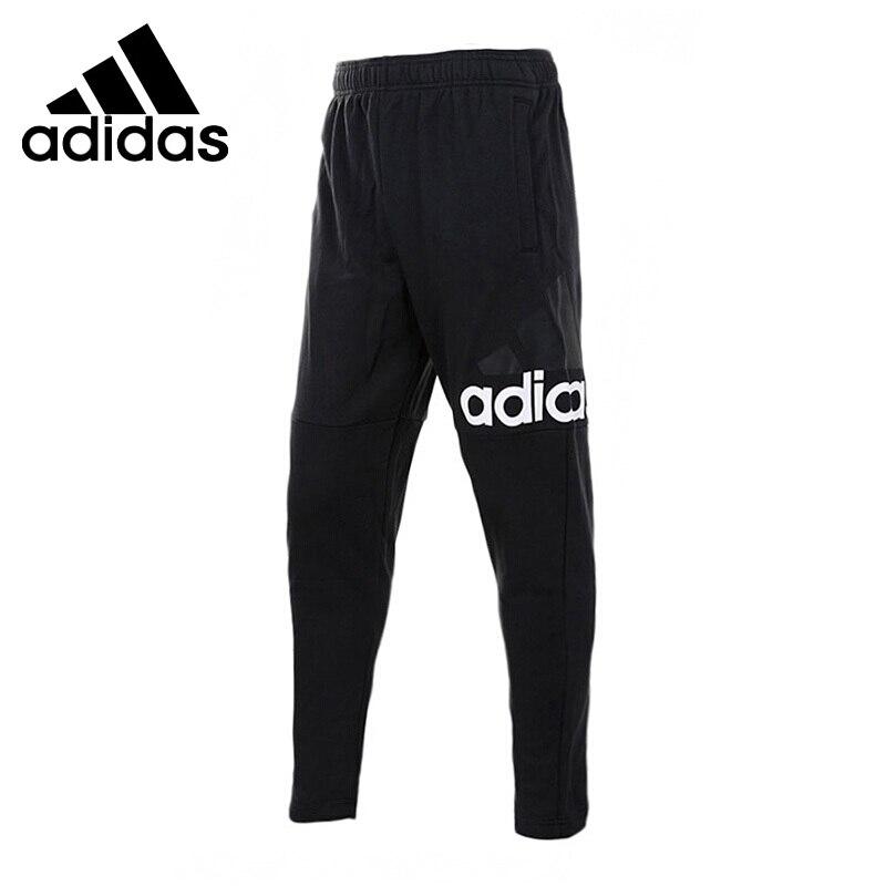 Original New Arrival 2017 Adidas ESS LOG T PN FT Mens Pants Sportswear