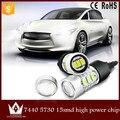 Guang Dian 1 bulb Turn signal luz Backup lâmpada traseira Luz de varejo luz de freio trunk estacionamento Invertendo Lâmpada Do Carro LEVOU T20 WY21W 7440