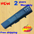 5200mAh 6cells Laptop Battery GW240 HP297 M911G For Dell Inspiron 1525 1526 Inspiron 1545 1546 1440 1750 Vostro 500