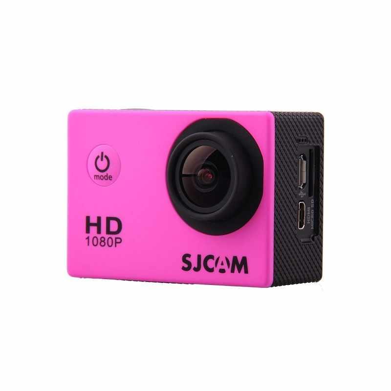 Оригинальная Sjcam 4000 Спортивная Экшн-камера Камера SJ4000 HD 1080 P спортивная видеокамера для подводной съемки и Водонепроницаемый видео Камера 170 градусов Широкий формат Sj с установкой на шлем