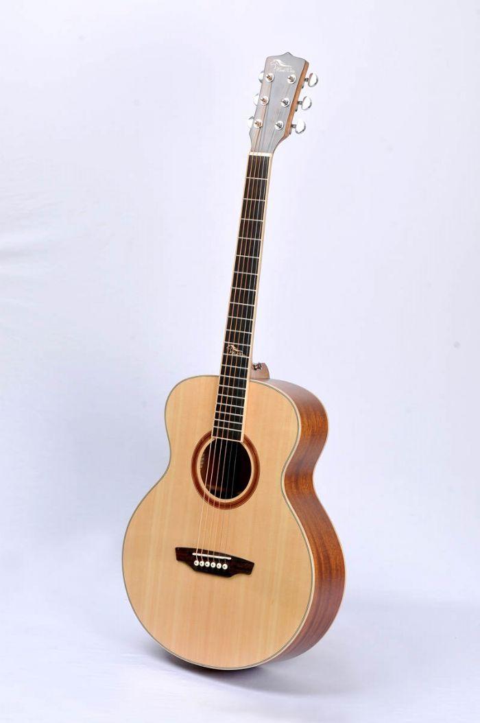 buy guitars m 4020 40 inch high quality acoustic guitar rosewood fingerboard. Black Bedroom Furniture Sets. Home Design Ideas