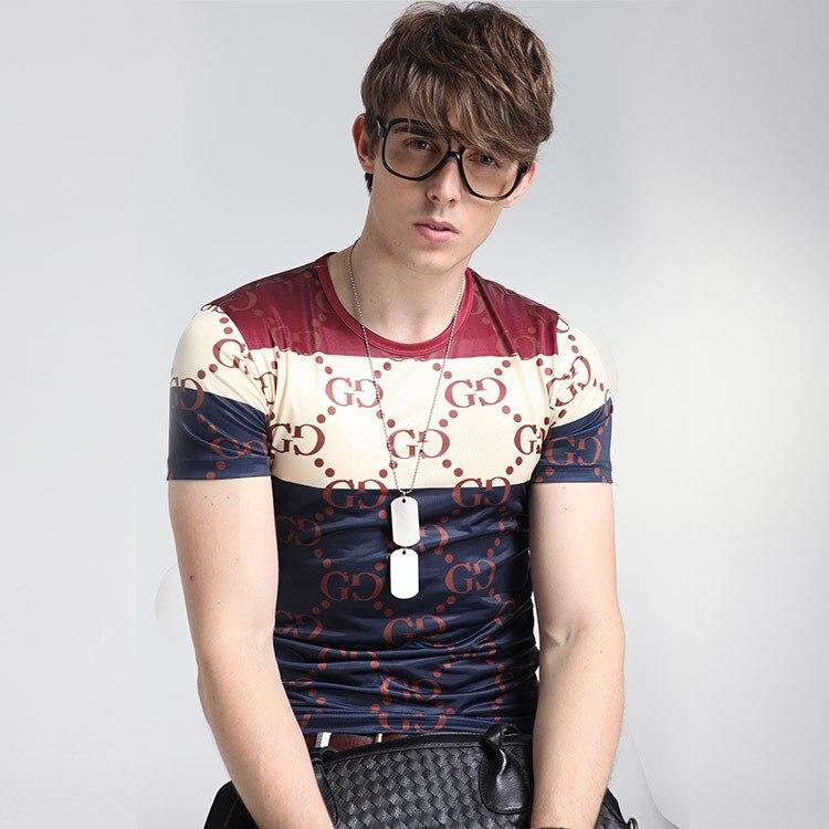 Acacia Person T-shirt Men T Shirt Tshirt Male Tee Top