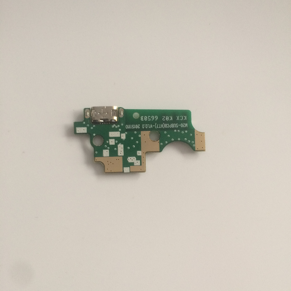 New USB Plug Charge Board For Homtom HT7 5.5 Inch HD 1280x720 MTK6580 Quad Core Free Shipping