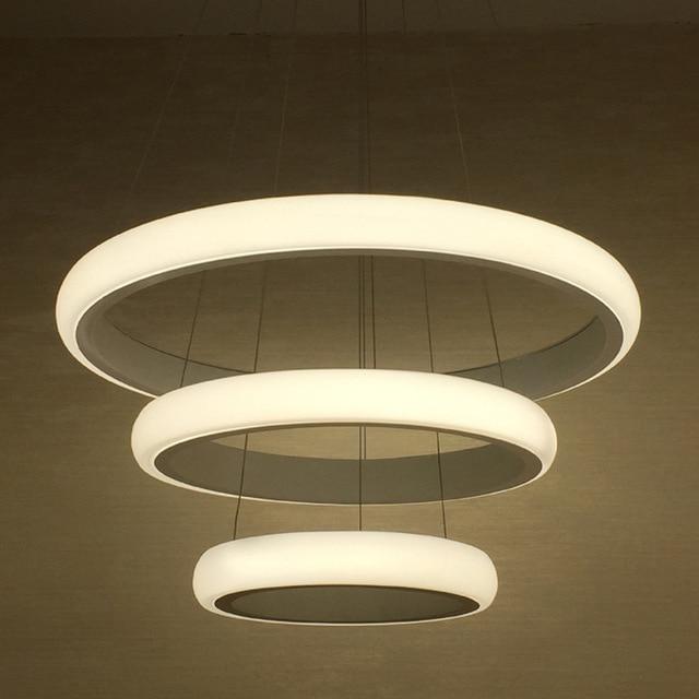 Modernas luces colgantes para comedor cocina restaurante iluminación ...
