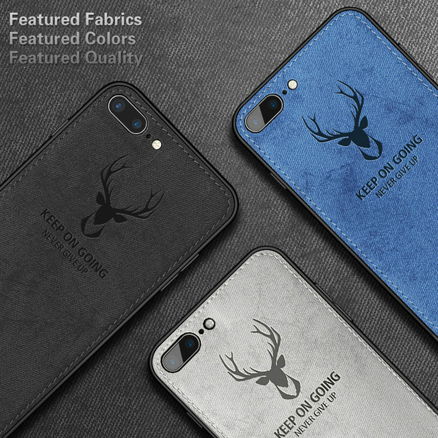 Luxury Batman and Deer Cloth iPhone Case For iphone 7 8 6 6s Plus X 10 XS Max XR