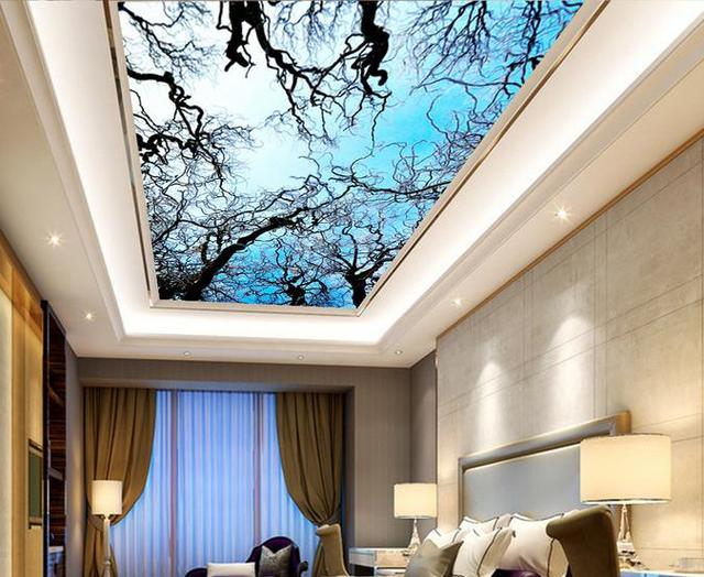Buy wallpaper roll 3d customize 3d for 3d ceiling paper