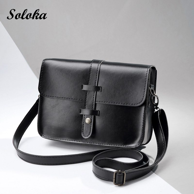 2017 New Gifts for Women Ladies Handbag Messenger Vintage Envelope Shoulder Bag PU High Quality Briefcase Crossbody Small Bags auau new bags women skull head shoulder crossbody small personalized messenger bag handbag hight quality vintage cute style 2017