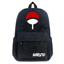 Anime Naruto Canvas Backpack (3 Style)