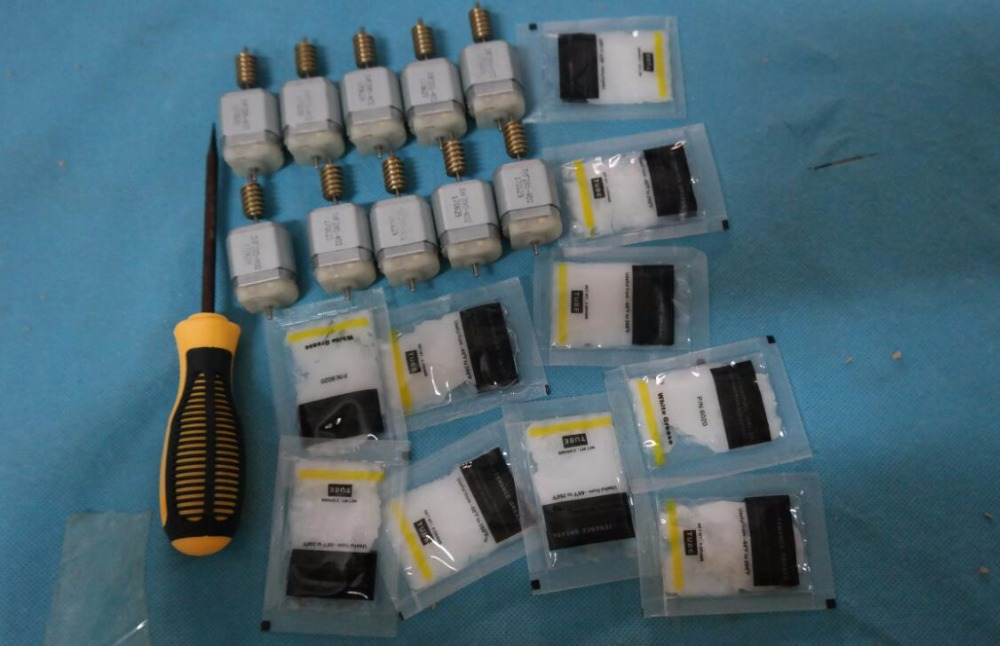 10 pcs type for MB W204 W207 W212 ESL/ELV Motor Steering Lock + 1 pcs pin extractor