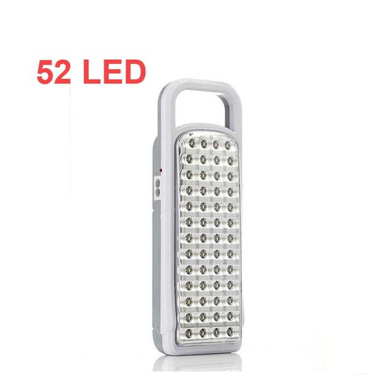 Цена за KMS 52 LED linterna Перезаряжаемый Светодиодный Переносного Аварийного Освещения Ourdoor Лампада Campeggio Ricaricabile Лампа Фонарь Освещения